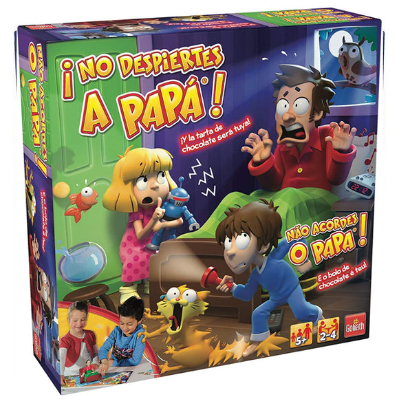 Board game No Despiertes A Papá Goliath
