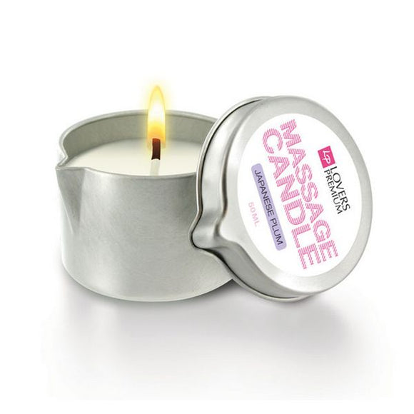 Massage Candle Japanese Plum LoversPremium E22040