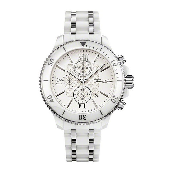 Men's Watch Thomas Sabo WA0067-206-202-44 mm (44 mm)
