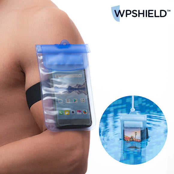 WpShield Waterproof Mobile Phone Case
