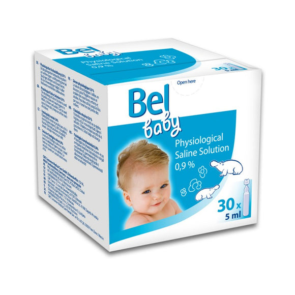 Saline Solution Baby Bel (5 ml)