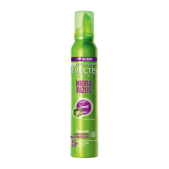 Foam for Curls Style Fructis (300 ml)