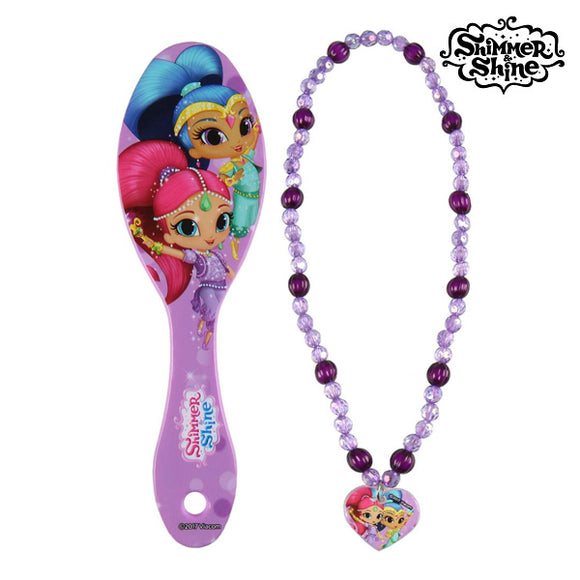 Child's Hairedressing Set Shimmer and Shine 70859 (2 pcs)