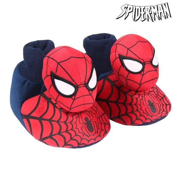 3D House Slippers Spiderman 73338