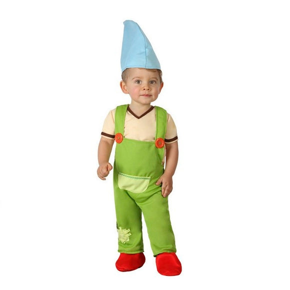 Costume for Babies Goblin Green (3 Pcs)