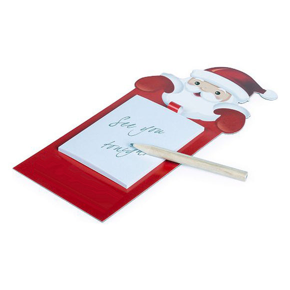 Magnetic Notepad Block (40 Hojas) Father christmas 144810