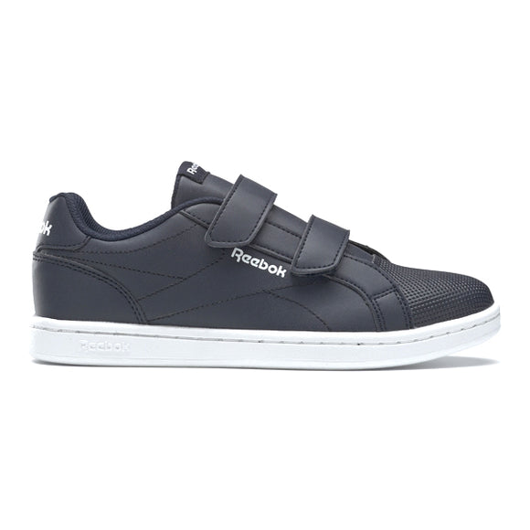 Children's Casual Trainers Reebok Royal Complete CLN Velcro Navy blue