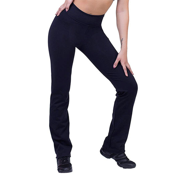 Sport leggings for Women Happy Dance Black