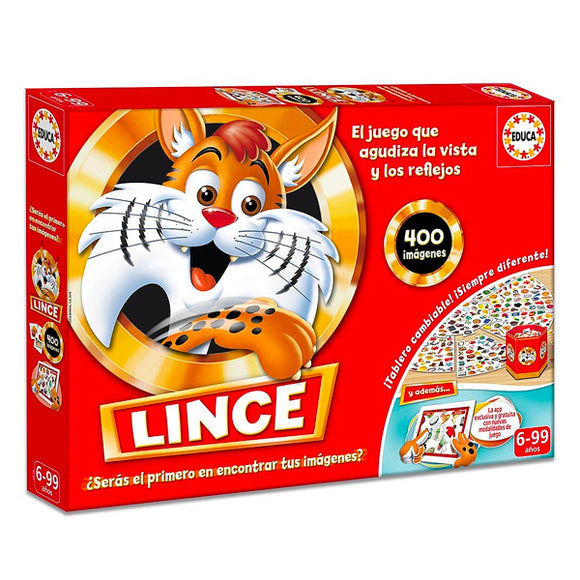 Board game Lince Educa