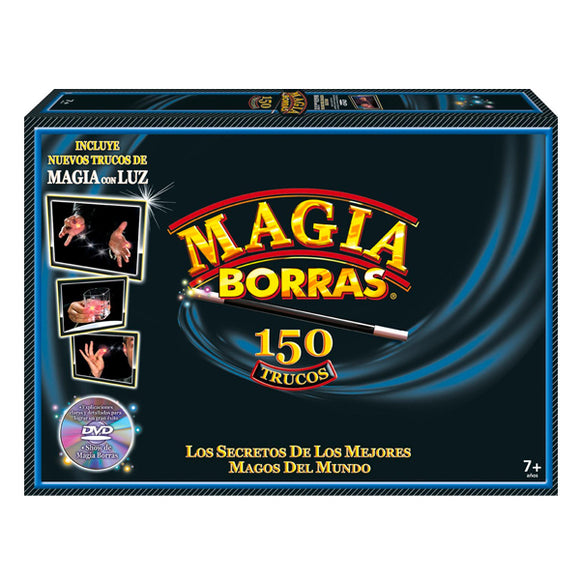 Board game Magia Borrás Educa