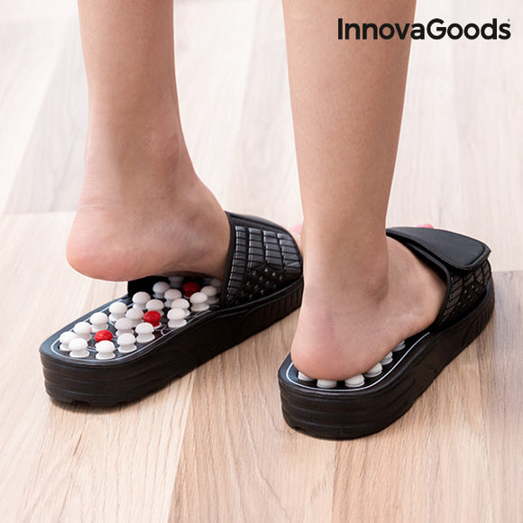 Acupuncture Massage Slippers InnovaGoods