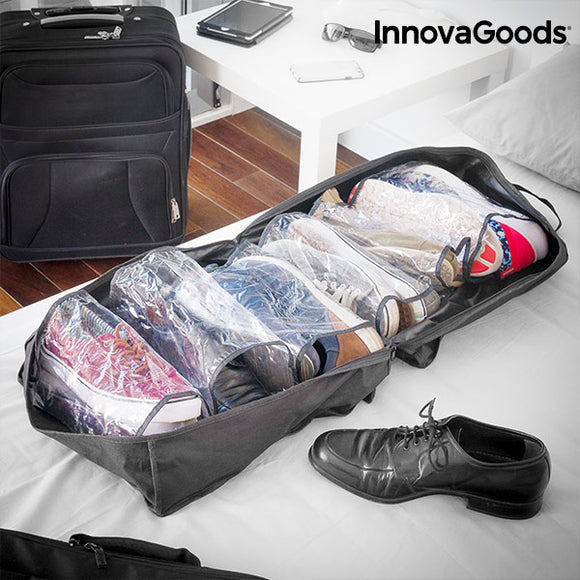 InnovaGoods Travel Shoe Bag