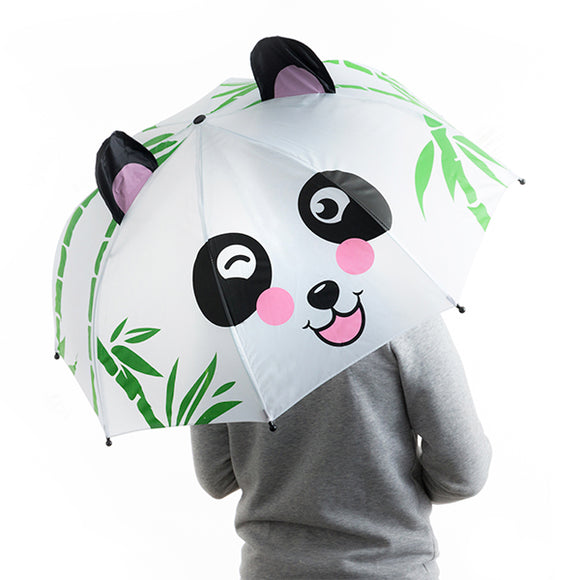 Children's Panda Umbrella