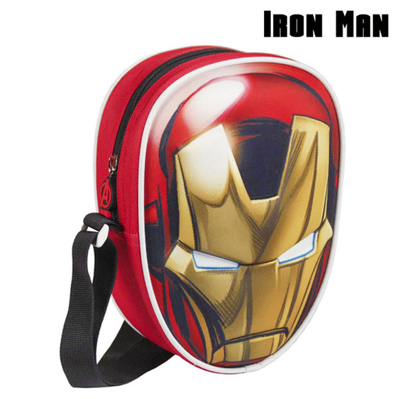 3D Iron Man Backpack (Avengers)