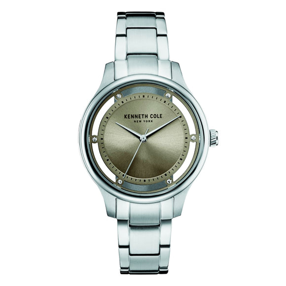Ladies' Watch Kenneth Cole 10030795 (36 mm)