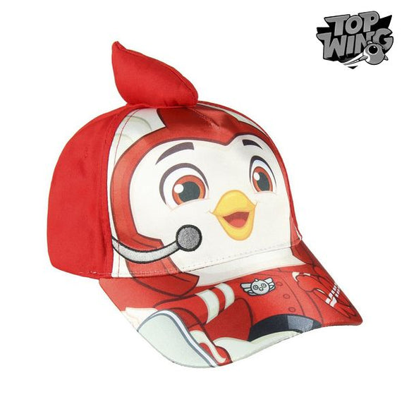 Child Cap Top Wing 75324 Red (53 Cm)