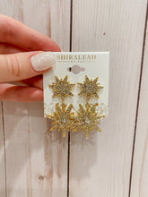 Load image into Gallery viewer, Starburst Earrings