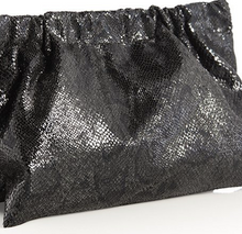 Load image into Gallery viewer, Snake Skin Clutch