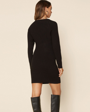 Load image into Gallery viewer, Sweater Dress