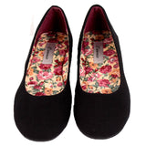 Women's Canvas Ballet Flats Shoes