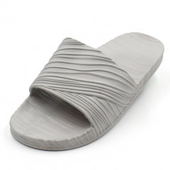 Womens Cushion Slip On Bath Slippers