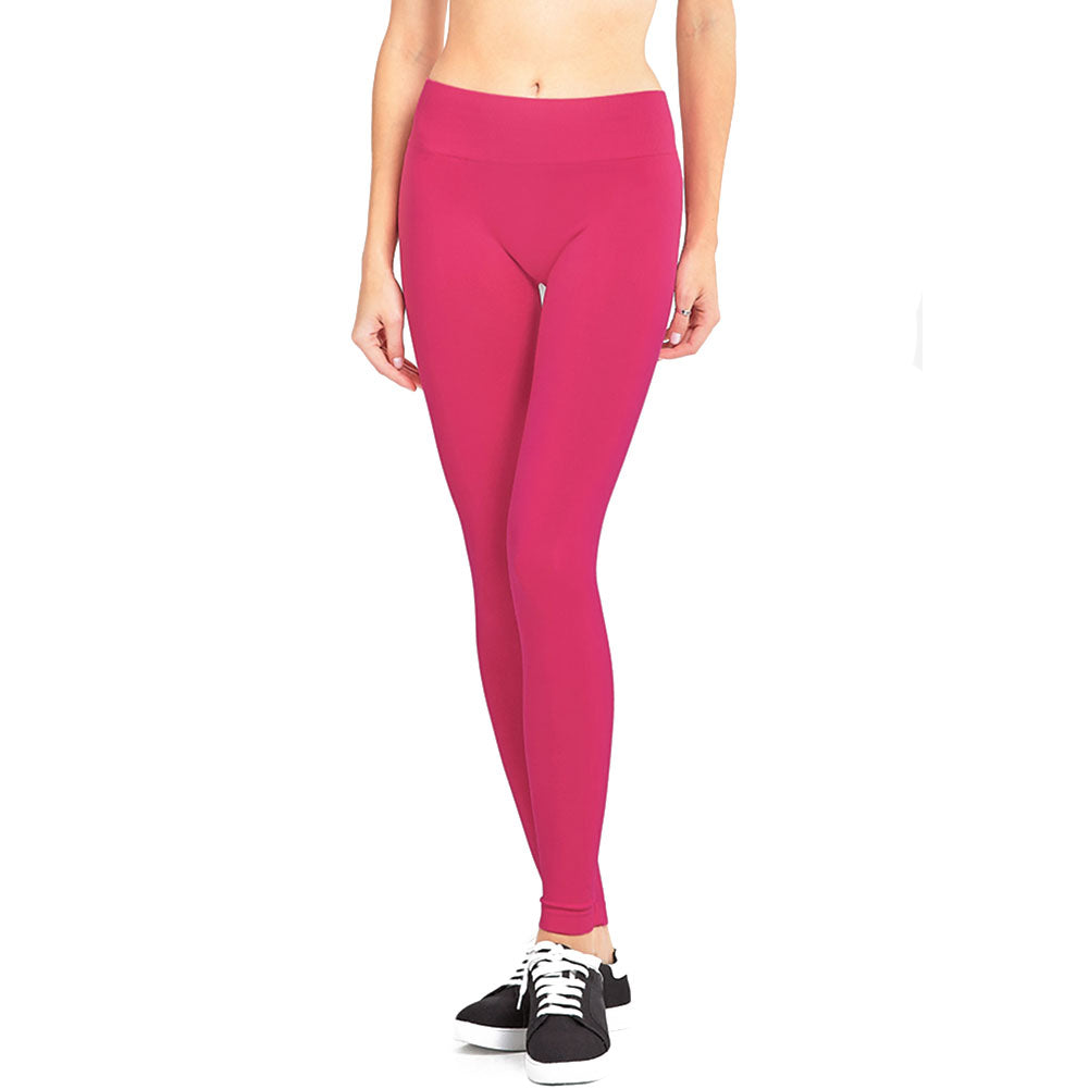 Women's Regular Sized Full Length Leggings