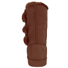 Women's Fur Winter Boots