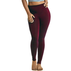 Women's Plus Sized Full Length Leggings