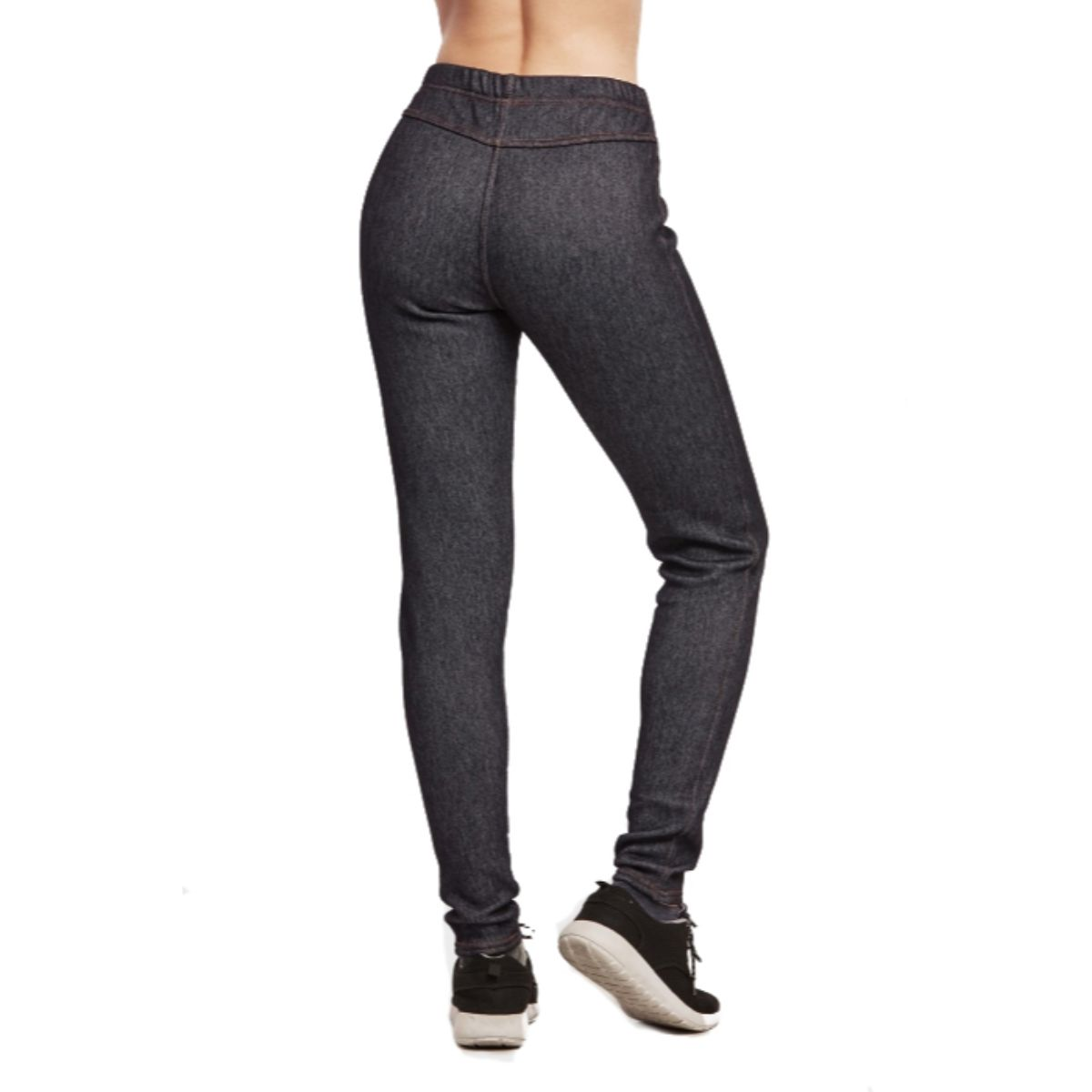 Women's Fleece Lined Jegging Jean Leggings