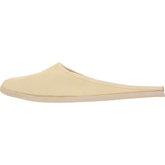 Women's Slip On Canvas Mules Flats
