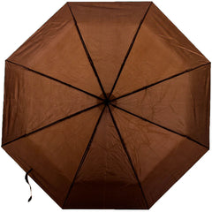 Printed or Solid Color Compact Folding Umbrella