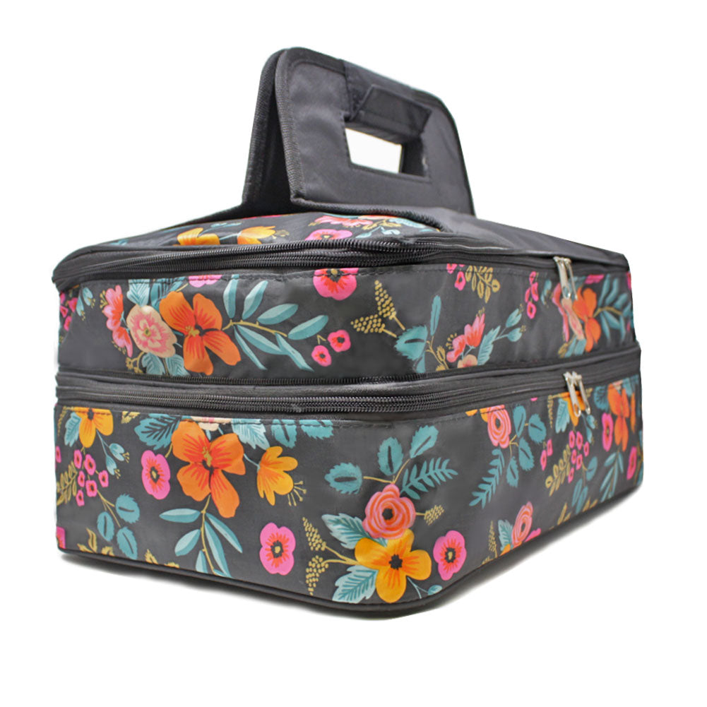 Insulated Double Casserole Carrier Thermal Bag