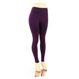 Women's Plus Size Fleece Lined Leggings