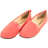 Women's Classic Slip On Faux Suede Flats