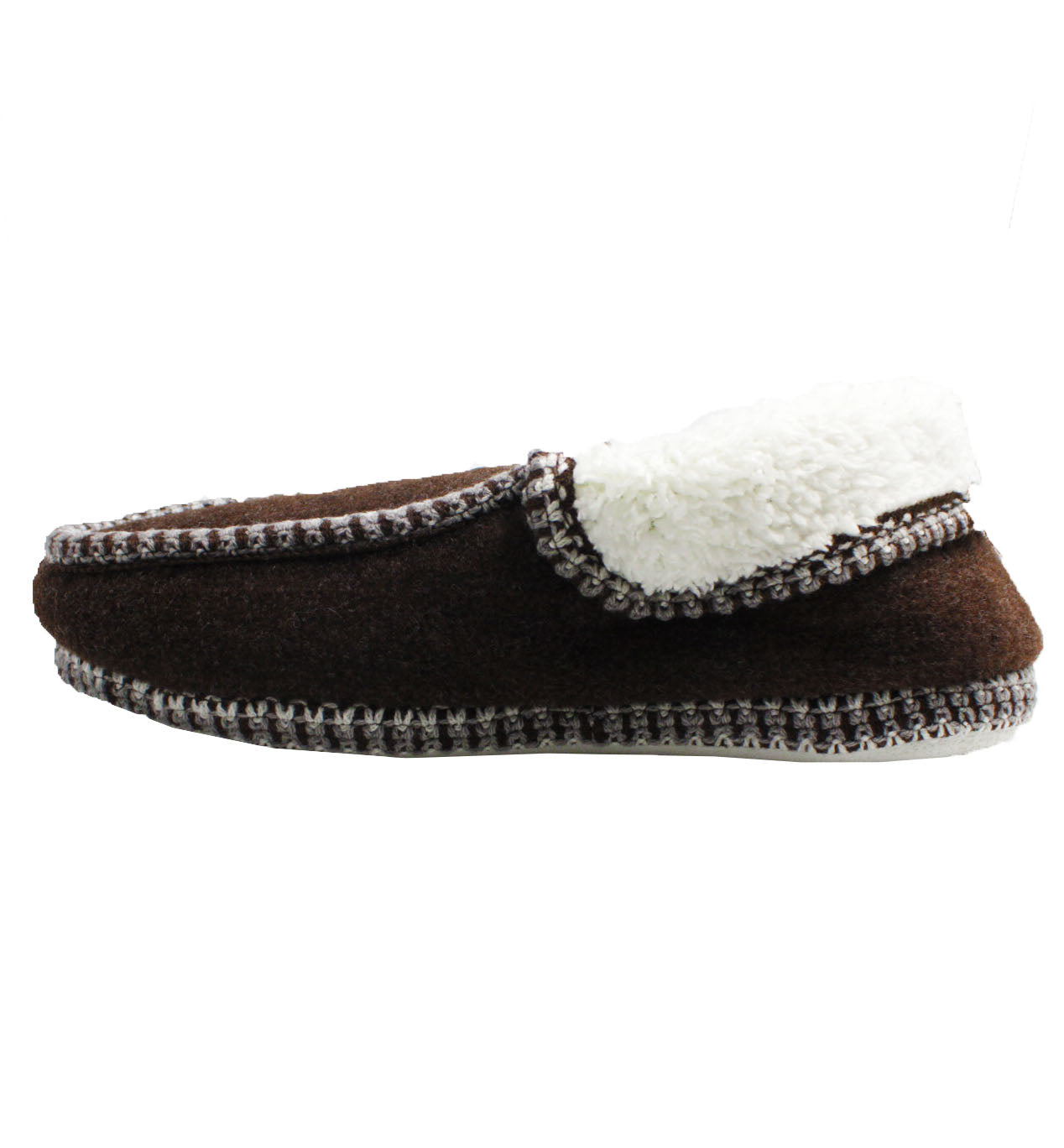Women's Faux Fur House Slippers