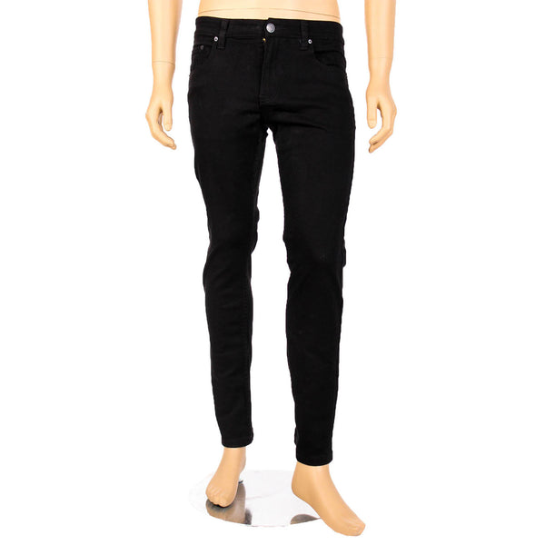 Men's Skinny Fit Stretch Denim Color Jeans