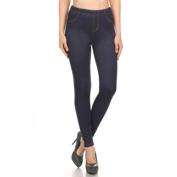 Women's Fur Lined Jeggings