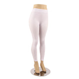 Women's Plus Size Solid Color Basic Leggings