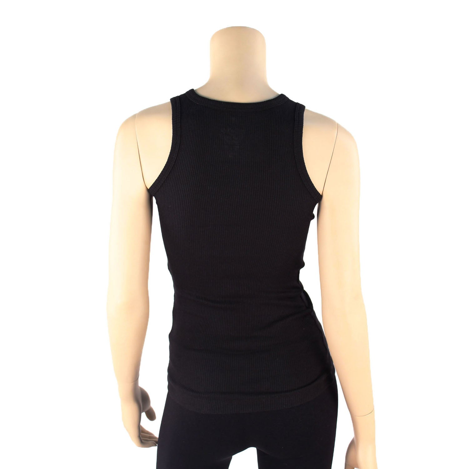 Women's 100% Cotton Basic Ribbed Tank Top