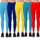 Women's Nylon Full Length Leggings
