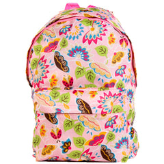 Colorful All Over Print Backpack