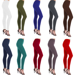 WOMEN'S REGULAR SIZE FLEECE LINED LEGGING