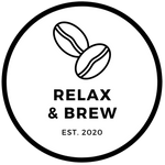 Relax and Brew Coffee