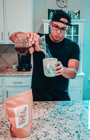 Toro Coffee Brewed Proper featuring Benjamin Brandon