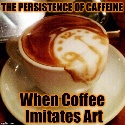 Toro Coffee Art Meme