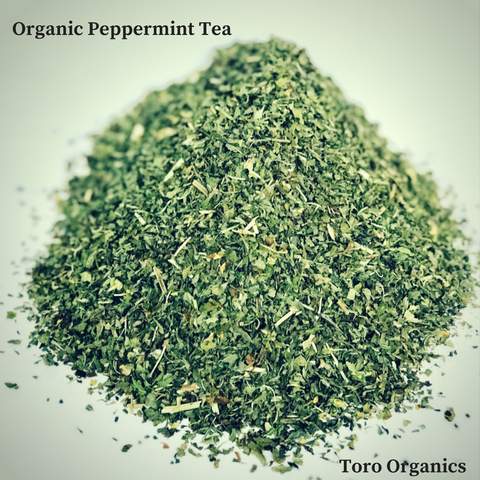 Toro Peppermint Tea