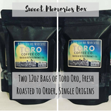 Holiday Counter Culture Holistic Box -Toro Coffee Co. 2017