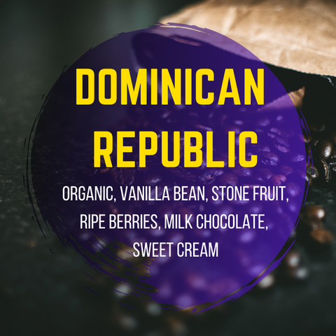 Dominican Republic (Organic) Ramirez Washed