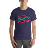 T. Co 'Humility Is The New Wealthy' T-Shirt (10% Goes to Feeding America)