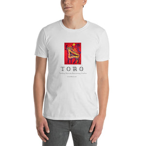 Toro: Tackling Obstacles, Reinventing Ourselves- Short-Sleeve Unisex T-Shirt